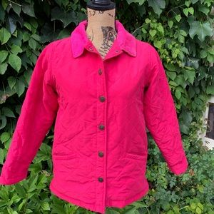 LILLY PULITZER Destination Quilted Jacket, 10